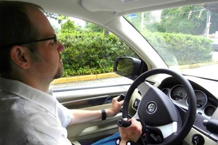 Conducir después de una lesión de la médula espinal