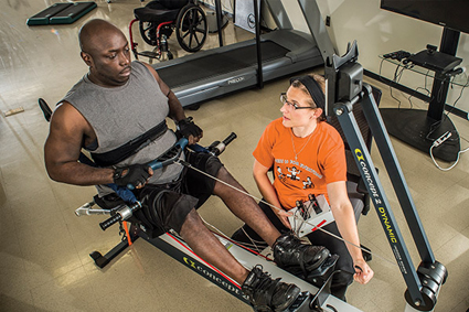 El ejercicio después de una lesión de la médula espinal