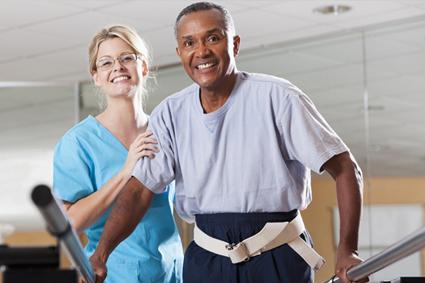 Lesión de la médula espinal y rehabilitación de la marcha