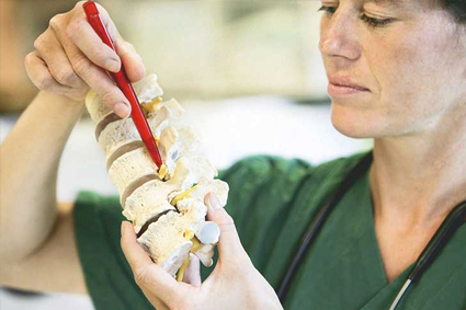 La salud respiratoria después de una lesión de la médula espinal