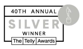 2019 Silver Telly Award Winner