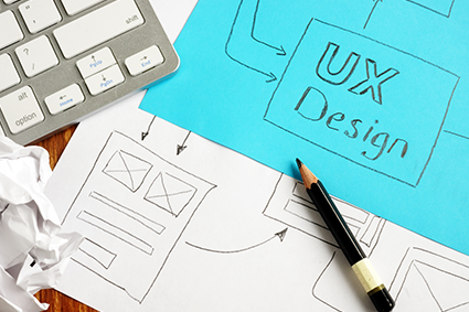 UX Design Mock-Up