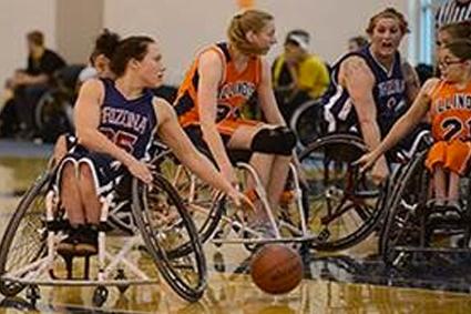 Los deportes adaptados y las actividades recreativas