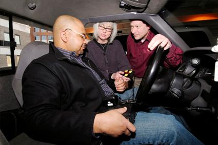 El conducir después de una lesión cerebral traumática