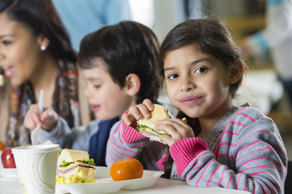Healthy Eating After Burn Injury— For Kids