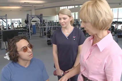 Shoulder Exercises for People with Spinal Cord Injury